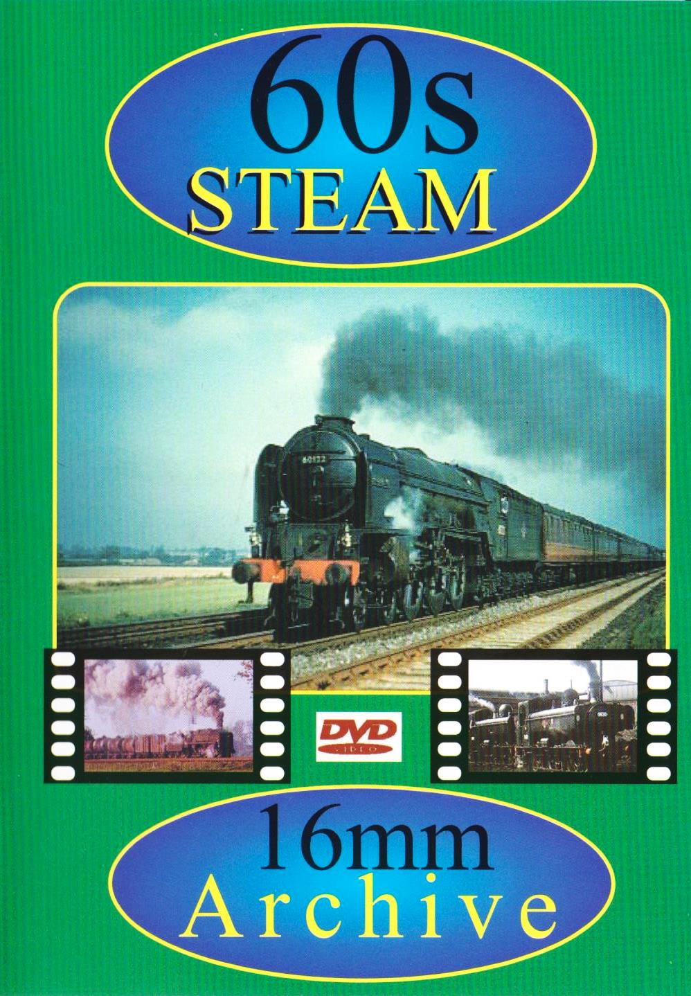 60s Working Steam Dvd | Railway Recollections DVD\'s